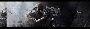 Medal of Honor - Gift for mio by Wcreates