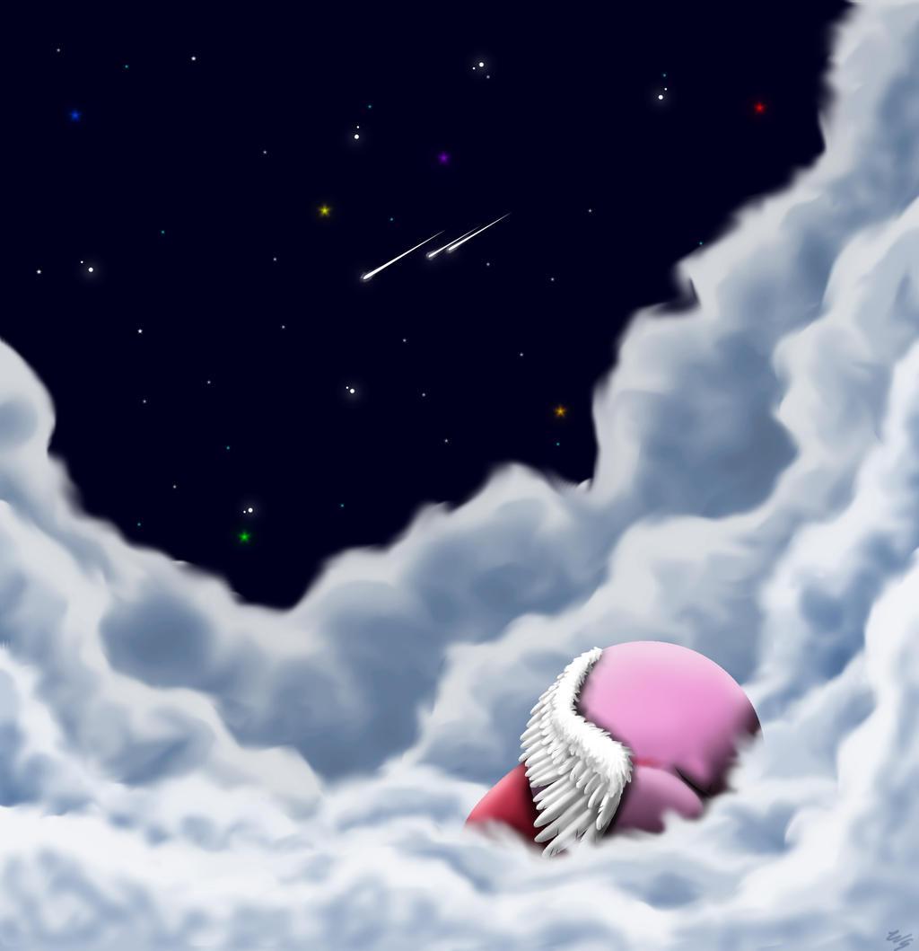 Resting Star Warrior by Whisperspirit