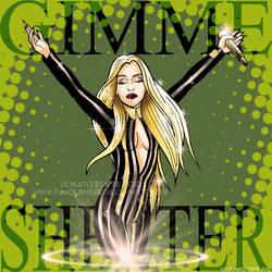 Gimme Shelter - Lady Gaga by CrimsonCrystalBlood