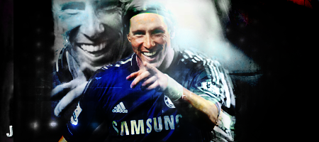 Fernando Torres by janlukSFA
