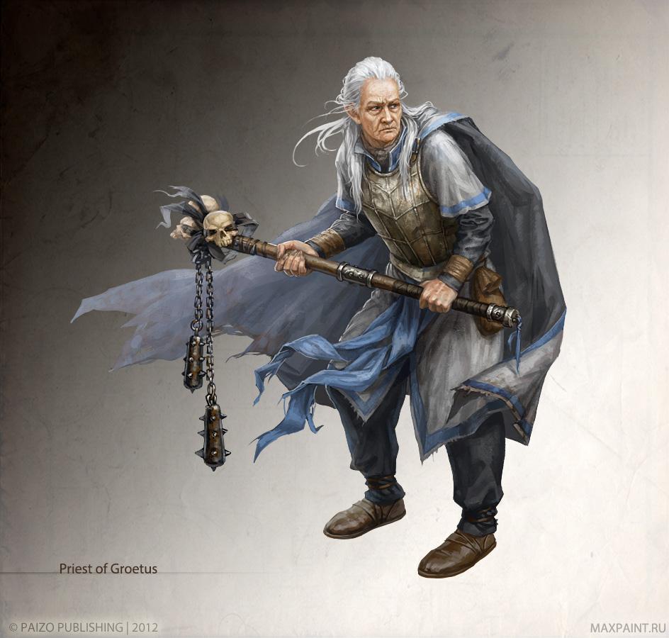 Priest Of Groetus by KateMaxpaint