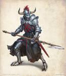 Evil Templar