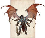 Demonic Gladiator