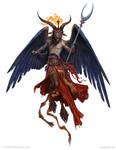 Demon Lord Baphomet