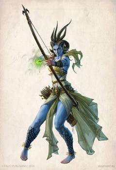 Pairaka sorceress