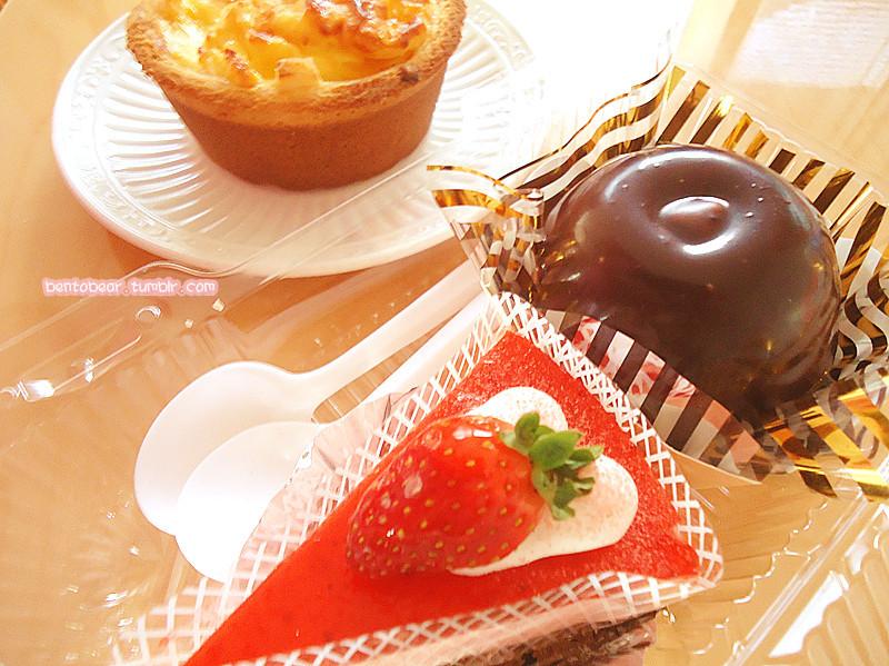 Dessert by bentobear