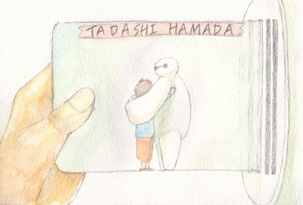 Baymax by AkihikoArakawa