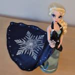 Relieved and Free - OOAK Elsa