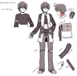 Ryan Moriyama(ADULT) Official Reference
