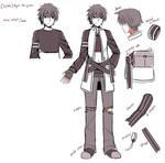 Ryan Moriyama(ADULT) Official Reference