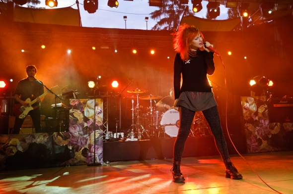 Paramore 2014 Live Paramore Live 47 by VI...