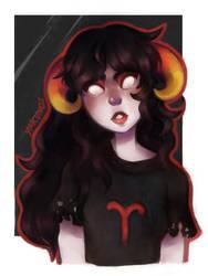 ghost girl by yakumos