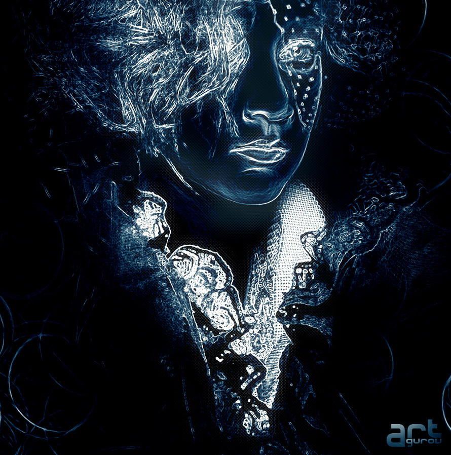 Abstract Girl By Gurov Andrey By AndryGurov On DeviantArt