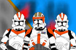 Commander Cody and Toops