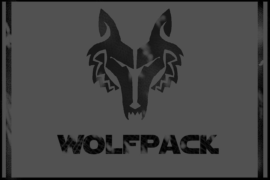 Wolf pack logo design - photo#26