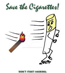 Save the Cigarettes