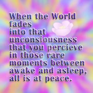 Dream Peace