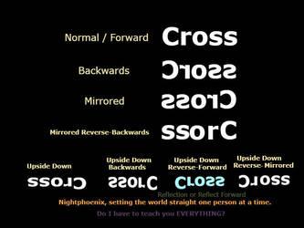 True Backwards