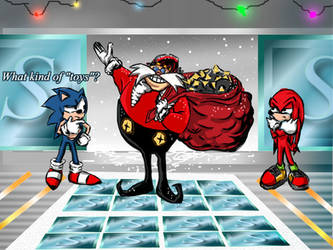 Sonic's Christmas