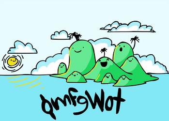 OmfgWot Island by OmfgWot