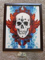 Skull Commission by Wacker00