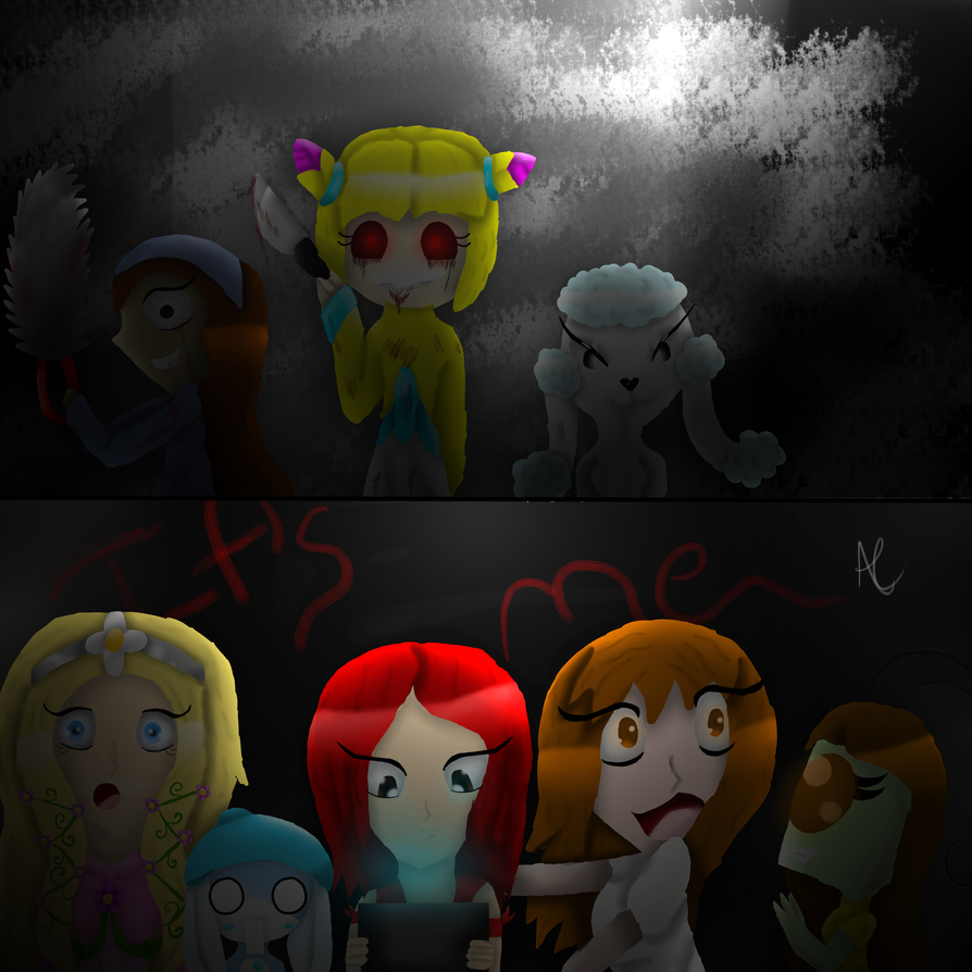 CE:Five Nights At Lilly's by toadettegal-tk