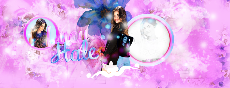 Lucy Hale header by LightsOfLove
