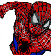 Spiderman drawing original version by Stuff-incorporated