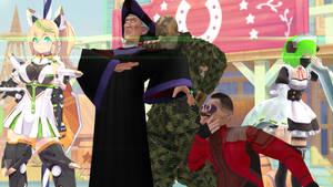 [MMD Model] Kingdom Hearts Claude Frollo!