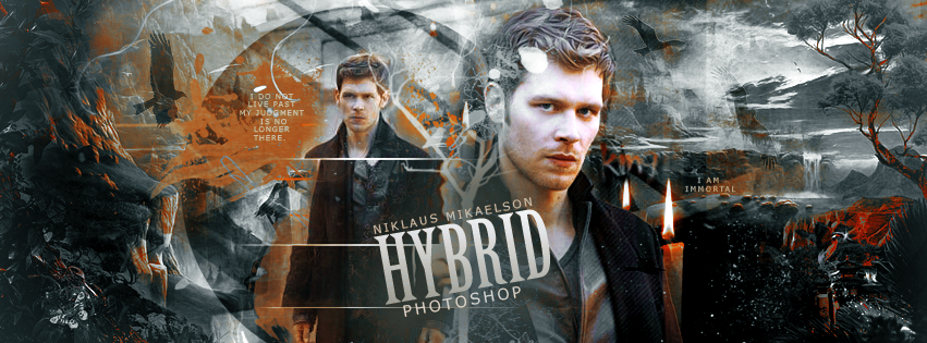 Niklaus Mikaelson by Fuckthesch00l