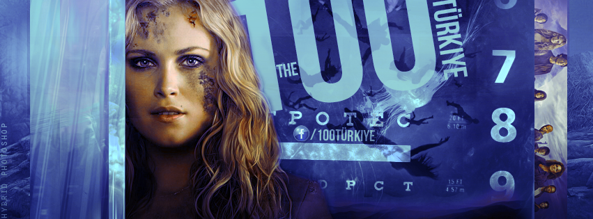 The 100 Cover by Fuckthesch00l