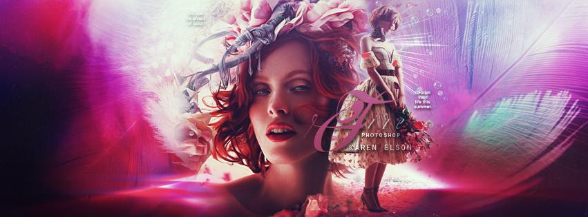 Karen Elson Cover by Fuckthesch00l