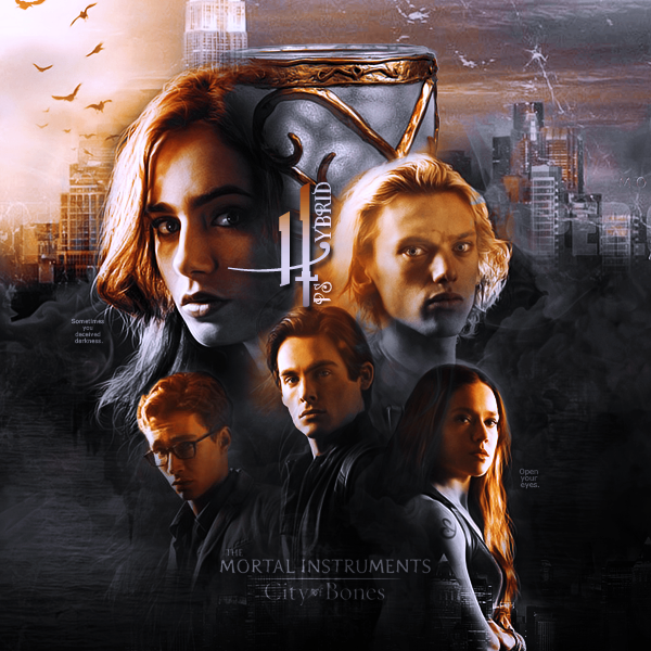 The Mortal Instruments City Of The Bones by Fuckthesch00l