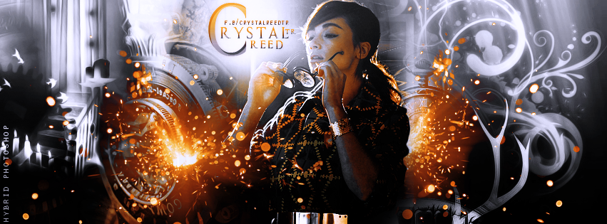 Crystal Reed Cover by Fuckthesch00l
