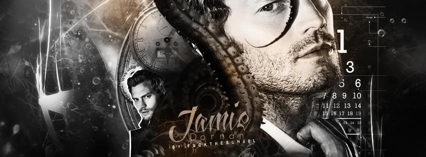 Jamie  Dornan Cover by Fuckthesch00l