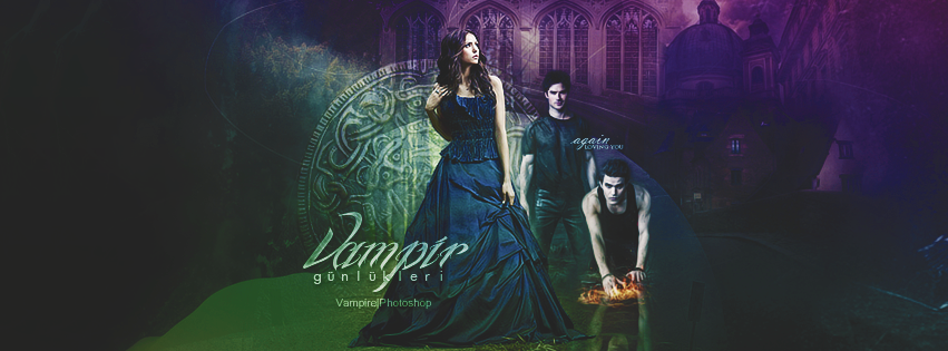 The Vampire Diaries  Cover by Fuckthesch00l