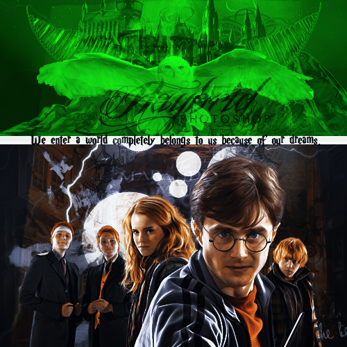 Harry Potter Cover by Fuckthesch00l