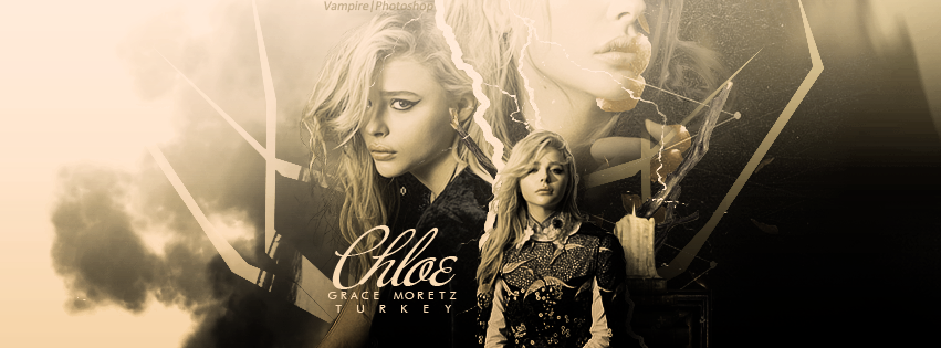 Chloe Moretz (Request) by Fuckthesch00l