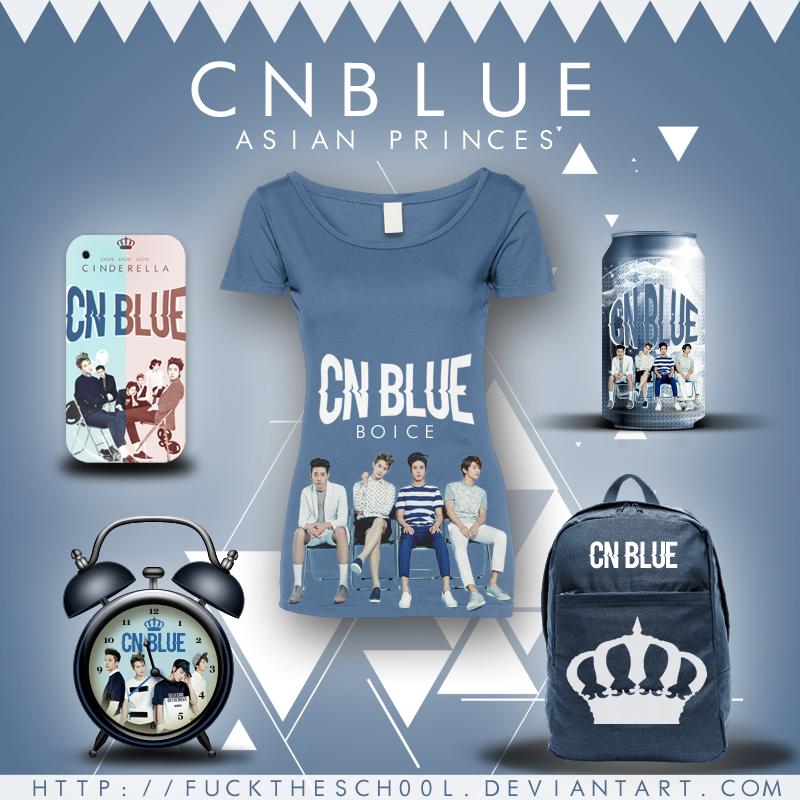 CN Blue by Fuckthesch00l
