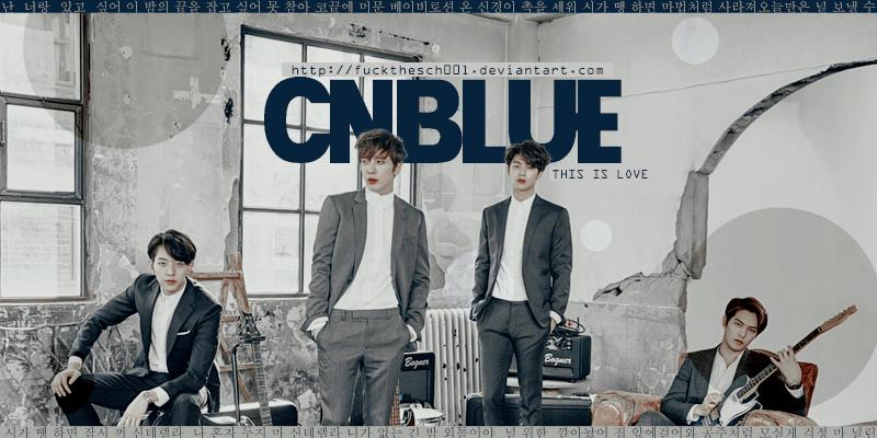 CN Blue (ID) by Fuckthesch00l