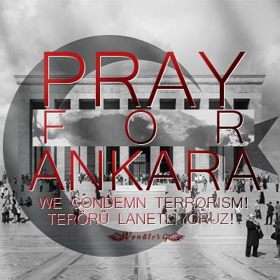 Pray For Ankara... by Fuckthesch00l
