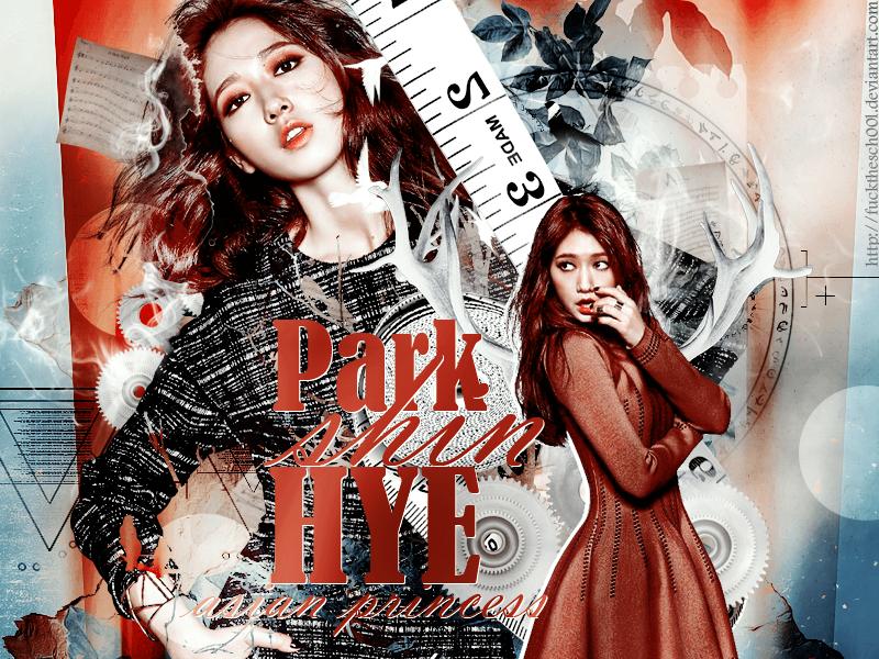 Park Shin Hye (Blend) by Fuckthesch00l