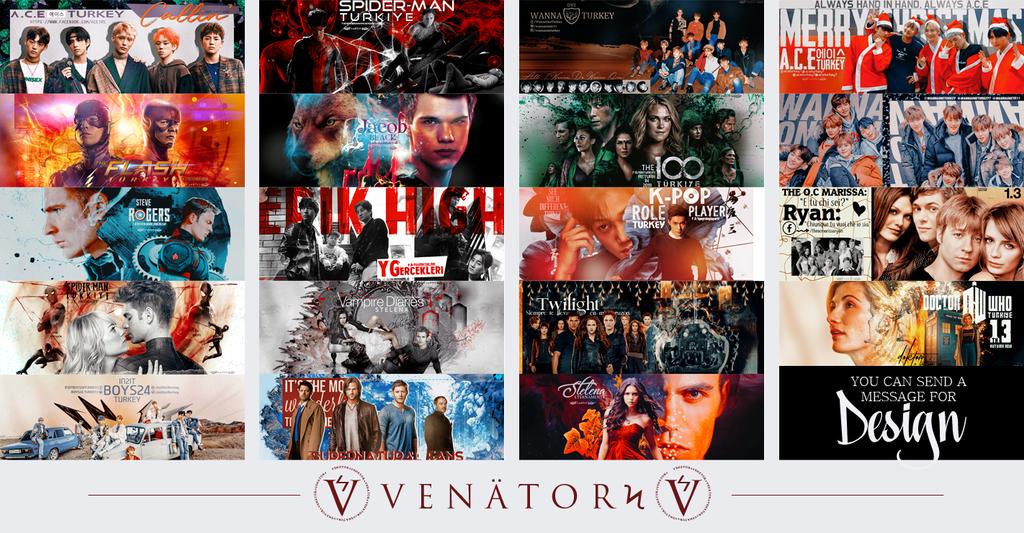 VENATOR by Fuckthesch00l