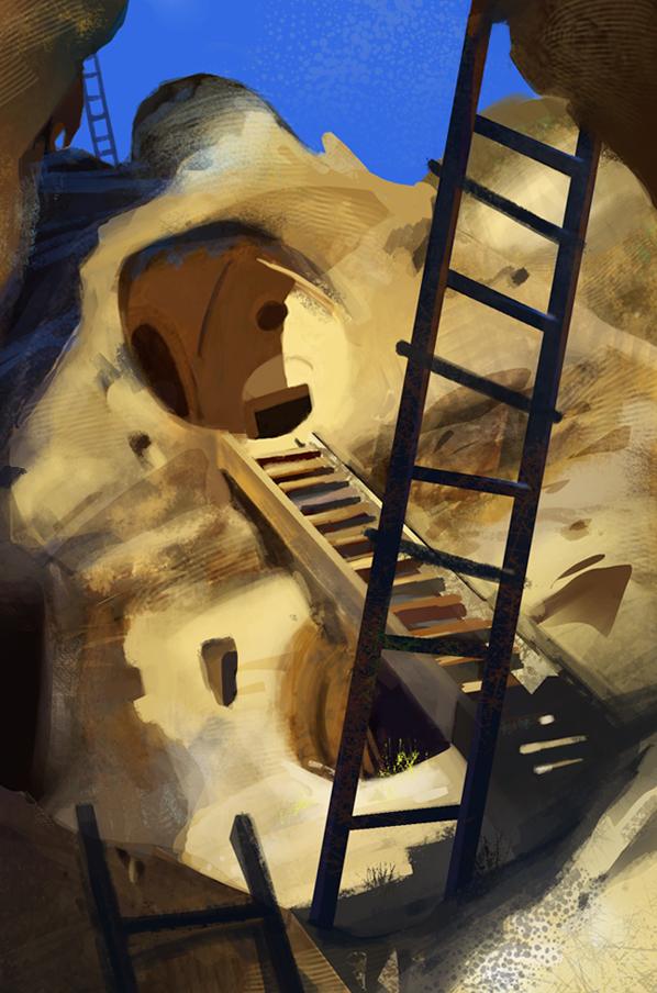 Cave by janem88