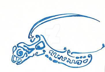 Honu Doodle 1