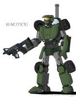 Warthog, the AutoBot... by 2phast