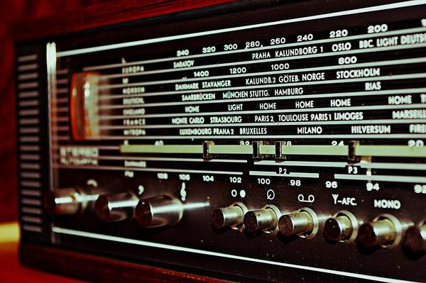 Old School Radio by buntscheck