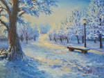Winter park. by herrerojulia