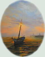 Sea romance. by herrerojulia