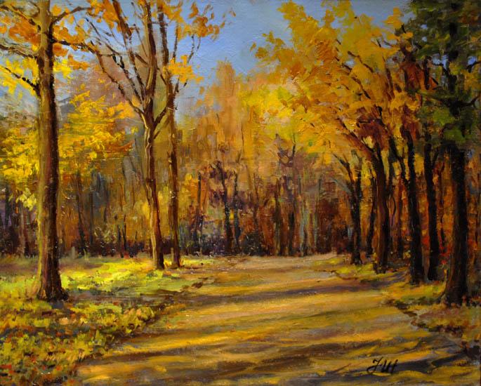 Autumn, autumn... by herrerojulia